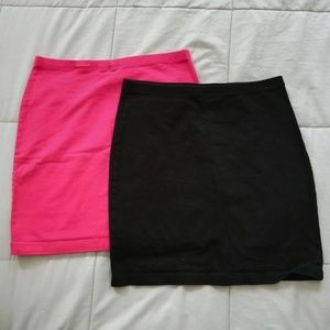 H&M mini skirt bundle